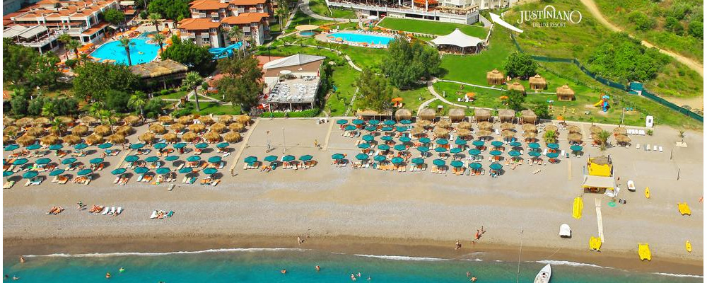 Justiniano Deluxe Resort 5* All