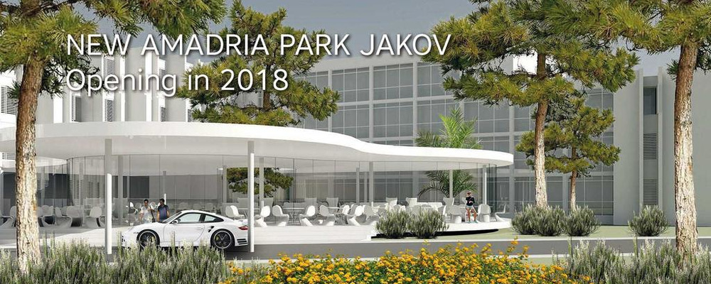 Amadria Park Hotel JAKOV NEW RENOVATED in 2018!